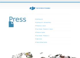 press.dji.com
