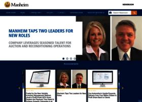 press.manheim.com