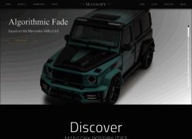 press.mansory.com
