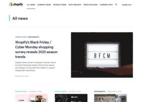 press.shopify.com