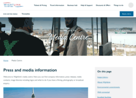 press.wightlink.co.uk