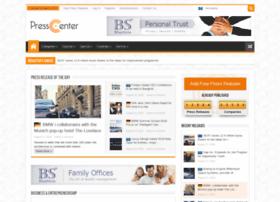 presscenter.com
