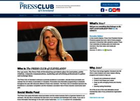 pressclubcleveland.com