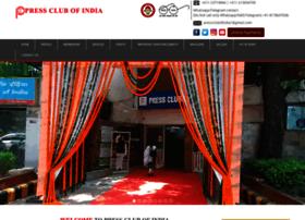 pressclubofindia.org