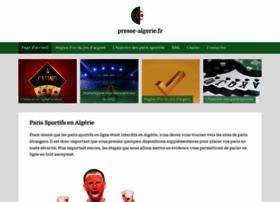 presse-algerie.fr
