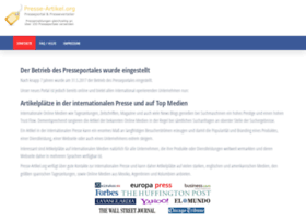 presse-artikel.org
