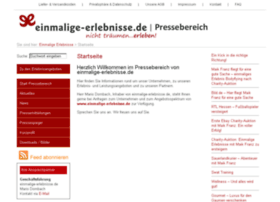 presse.einmalige-erlebnisse.de
