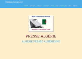 pressealgerie.com