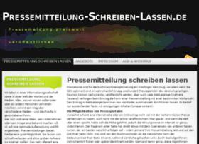 pressemitteilung-schreiben-lassen.de