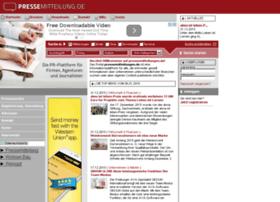 pressemitteilung.de