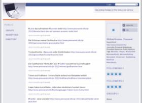 pressenet.status.net