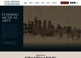 presserfoundation.org