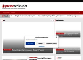 presseschleuder.com