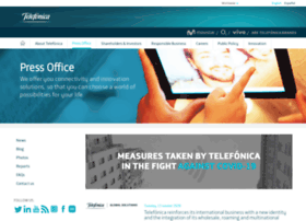 pressoffice.telefonica.com