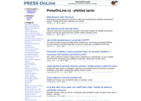 pressonline.cz