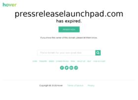pressreleaselaunchpad.com