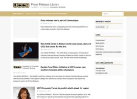 pressreleases.uccs.edu