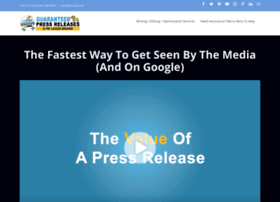 pressreleasesender.com
