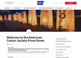 pressroom.cancer.org