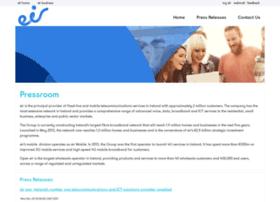 pressroom.eircom.net