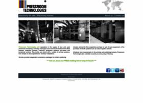 pressroomtech.com
