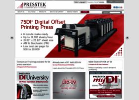 presstek.com