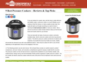 pressurecookerportal.com