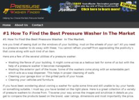 pressurewasherfinder.com