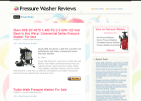 pressurewasherreviewsbest.com