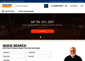 pressurewashersdirect.com