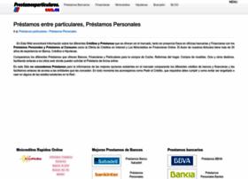 prestamosparticulares.com.es