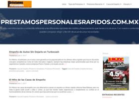 prestamospersonalesrapidos.com.mx