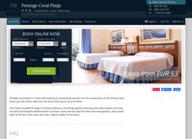 prestige-coral-platja.hotel-rez.com