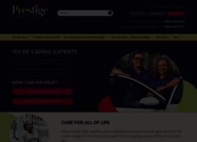 prestige-nursing.co.uk