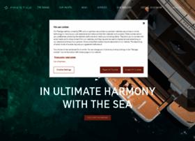 prestige-yachts.com