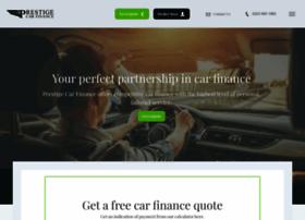 prestigecarfinance.com