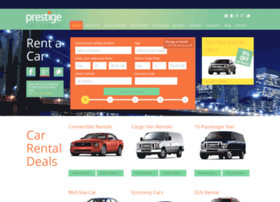 prestigecarrental.com