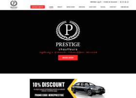 prestigechauffeurs.com.au
