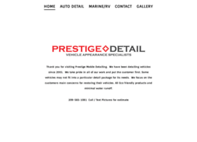 prestigedetail.weebly.com