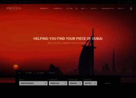 prestigedubai.com