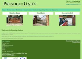 prestigegates.com