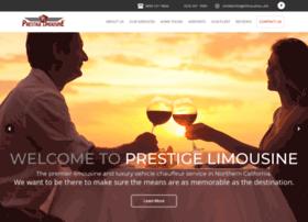prestigelimousine.com