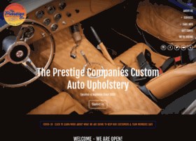 prestigemobileupholstery.com