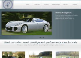 prestigemotorcars.co.uk