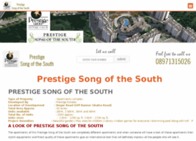 prestigesongofthesouth.org.in