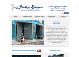 prestigesprayers.co.uk
