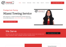 prestigetowingservice.com