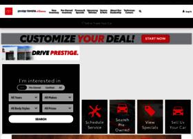 prestigetoyota.com