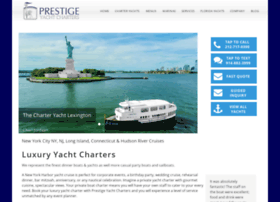 prestigeyachtcharters.com