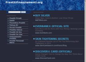 prestitifinanziamenti.org